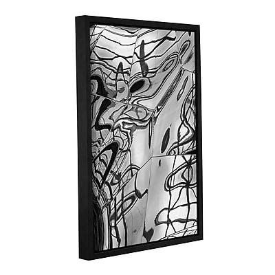 Orren Ellis 'Monochromatic Noir' Framed Graphic Art; 36'' H x 24'' W x 2'' D