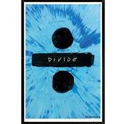 East Urban Home 'Ed Sheeran Divide' Graphic Art Print Poster
