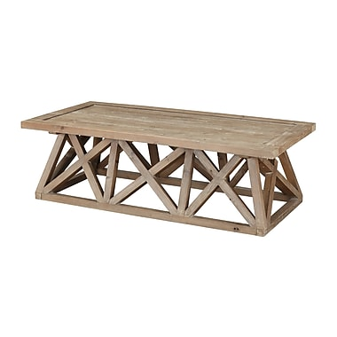Union Rustic Micah Coffee Table
