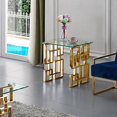 Willa Arlo Interiors Jani End Table