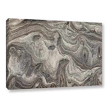 Orren Ellis 'Marbles' Graphic Art on Wrapped Canvas; 12'' H x 18'' W x 2'' D
