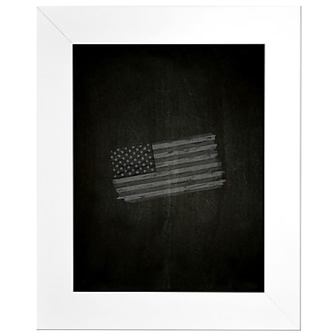 Orren Ellis Glossy Chalkboard; 54'' x 36''