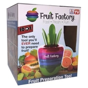 As Seen On TV - Outil de préparation de fruits, Fruit Factory (HWR-06400316)