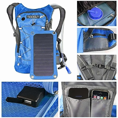 Boostr 7W Solarback Solar Backpack (SOLARBACK)