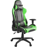 Arozzi Verona V2 Gaming Chair, Green (VERONA-V2-GN)
