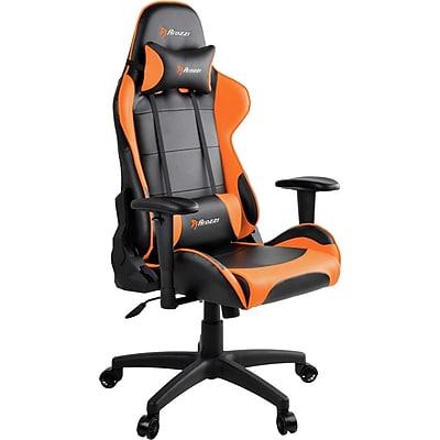 Arozzi Verona V2 Gaming Chair, Orange (VERONA-V2-OR)