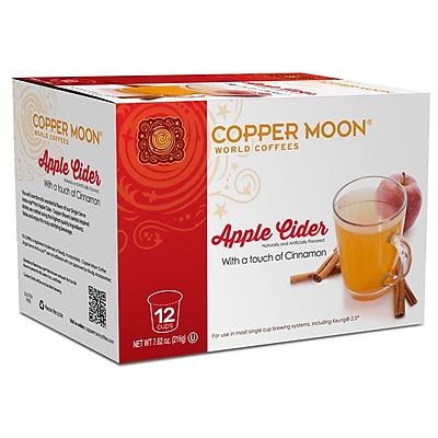 Copper Moon Apple Cider Single Cup 12ct. 2400138