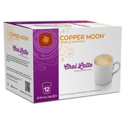 Copper Moon Chai Latte Single Cup  12ct.