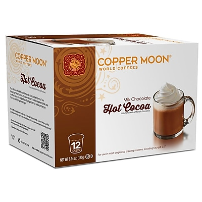 Copper Moon Hot Cocoa Single Cup 12ct. 2400128