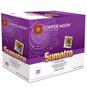 Copper Moon Sumatra Single Cup  20 count