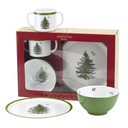 Spode Children Melamine 3 Piece Place Setting Set, Service for 1