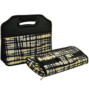 Picnic at Ascot Paris Original Folding Bags & Storage w/ Cooler
