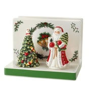 Spode Christmas Tree Nakin Holder Salt and Pepper