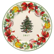 Spode Christmas Tree 2017 Annual Decorative Plate