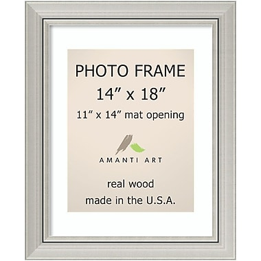 Latitude Run Weeks Picture Frame; 11'' x 14''