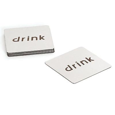 Brayden Studio Drink Coaster (Set of 6) WYF078281776346
