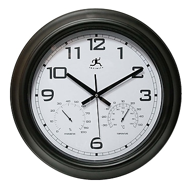 Latitude Run Morre 18'' Seer Wall Clock