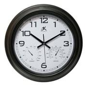Latitude Run Morre 18'' Seer Wall Clock