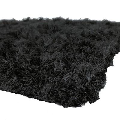 Mercer41 Croydon Black Area Rug; 5' x 7'6''