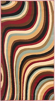 Ebern Designs Charis Contemporary Area Rug; 4' x 5'7''