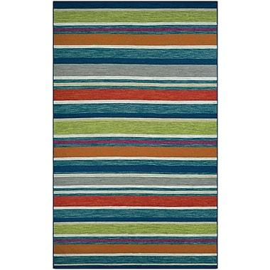 Ebern Designs Cordero Hand-Woven Indoor/Outdoor Area Rug; 8' x 10'