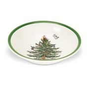 Spode Christmas Tree Oatmeal Cereal Bowl