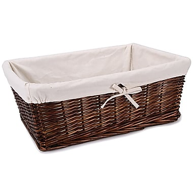 Darby Home Co Cottage Willow Wicker/Rattan 4 Piece Basket Set