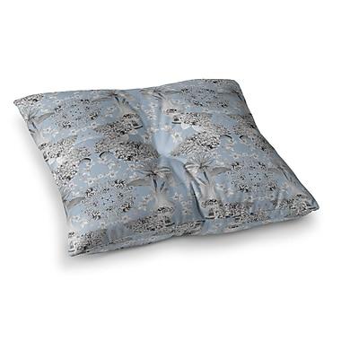 East Urban Home Versailles by DLKG Design Floor Pillow; 23'' x 23''