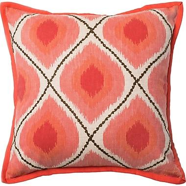 Bungalow Rose Tahnaout 100pct Cotton Throw Pillow