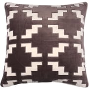 Elements by Erin Gates Pavilion Throw Pillow; Morel