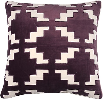 Elements by Erin Gates Pavilion Throw Pillow; Fig