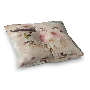 East Urban Home Divinity by Catherine McDonald Floor Pillow; 23'' x 23''