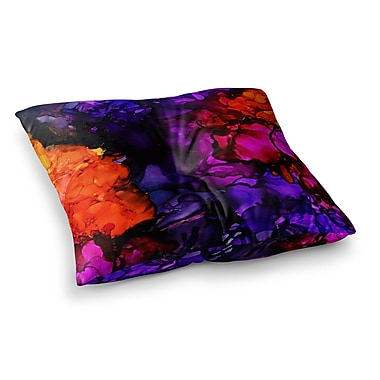 East Urban Home Family Photos by Claire Day Floor Pillow; 26'' x 26''