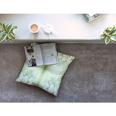 East Urban Home Dandelion Dreams by Ginkelmier Floor Pillow; 26'' x 26''