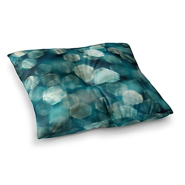 East Urban Home Shades by Ingrid Beddoes Floor Pillow; 23'' x 23''