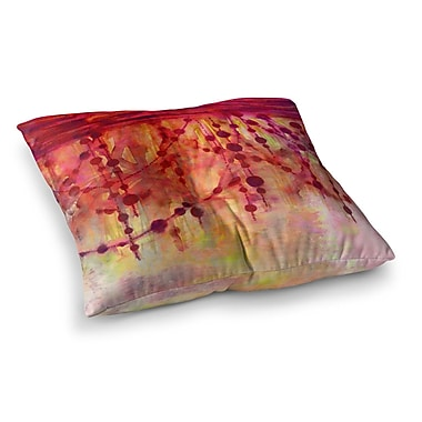 East Urban Home Prismacolor Pearls by Ebi Emporium Floor Pillow; 26'' x 26''