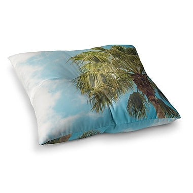 East Urban Home Here Comes the Sun Photography by Ann Barnes Floor Pillow; 23'' x 23''