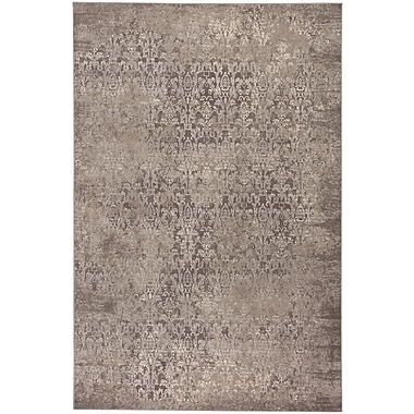 One Allium Way Oyler Victoria Wool Sandy Beach Area Rug; 3'11'' x 5'6''