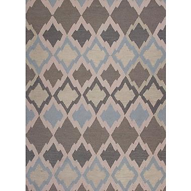 Ebern Designs Cassidy Hand-Tufted Gray Area Rug; 3'3'' x 5'3''