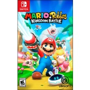 Jeu Mario + Rabbids Kingdom Battle pour Switch