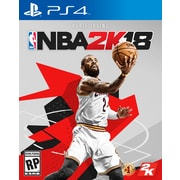 Take 2 Nba 2K18 Early Tip Off Edition PS4