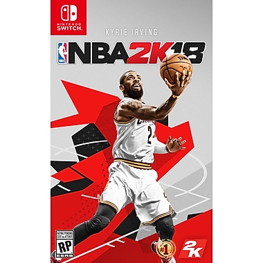 Jeu NBA 2K18 Early Tip Off Edition pour Switch