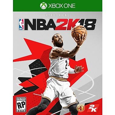 Jeu NBA 2K18 Early Tip Off Edition pour Xbone