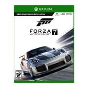 Jeu Forza 7 Edition Standard pour Xbone
