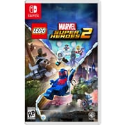 Jeu Lego Marvel: Super Heroes 2 pour Switch