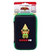 Sacoche de voyage à motif rétro Zelda licenciée pour 3DS XL