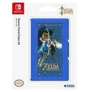 Boîtier pour 24 cartouches de jeux (Zelda) pour Switch