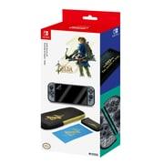 Trousse de départ à motif Zelda pour Nintendo Switch