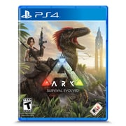 Studio Wildcard – Jeu Ark Survival Evolved pour PS4