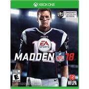 Jeu Madden NFL 18 pour Xbone